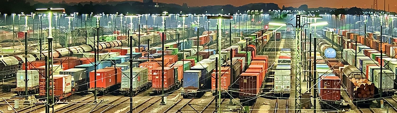 ITS Bavaria - multimodaler Güterverkehr